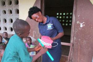 The Water Project: Kulafai Rashideen Primary School -  Training