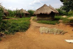 The Water Project: Karongo-Dum Community -  Household