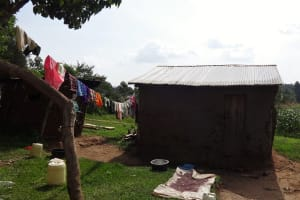The Water Project: Luyeshe Community, Simwa Spring -  Household