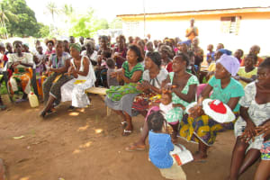 The Water Project: Royema Community A -  Training