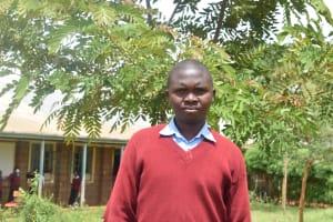 The Water Project: Uvaani Secondary School -  Musembe Kilonzo