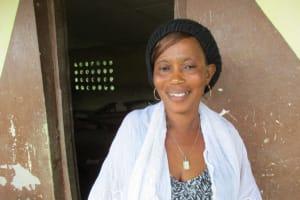 The Water Project: Kulafai Rashideen Primary School -  Interview Mafereh Bangura