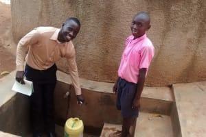 The Water Project: Simboyi Primary School -