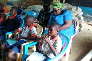The Water Project: Essunza Primary School -  Training