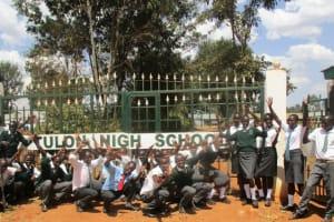 The Water Project: Tulon Secondary School -  School Gate