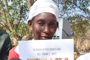 The Water Project: Kivani Community A -  Thank You