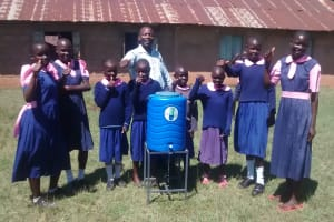 The Water Project: Musudzu Primary School -  Hand Washing Station
