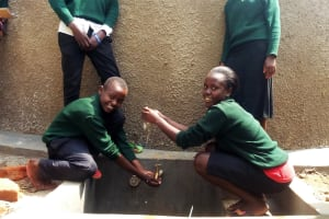 The Water Project: St. Kizito Lusumu Secondary School -  Clean Water