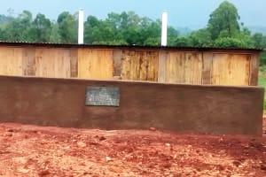 The Water Project: Ebukanga Secondary School -  New Latrines
