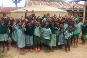 The Water Project: Eshilakwe Primary School -  Clean Water