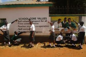 The Water Project: Tulon Secondary School -  School Motto