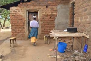 The Water Project: Muselele Community A -  Josephine Kiilu Household