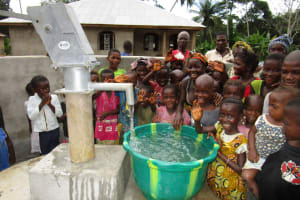 The Water Project: Kafunka Community -  Clean Water