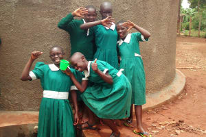 The Water Project: Emurembe Primary School -  Clean Water