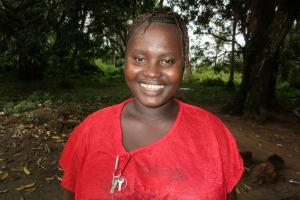 The Water Project: Kafunka Community -  Fatmata Bangera