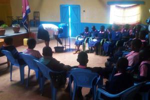 The Water Project: Musudzu Primary School -  Training