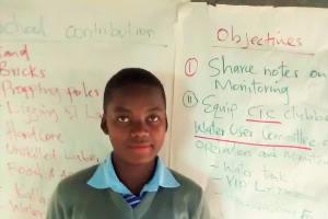 The Water Project: Ebukanga Secondary School -  Faith Khamonyi Ctc Chair Student