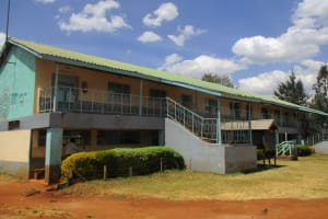 The Water Project: Tulon Secondary School -  Classrooms