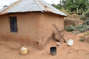 The Water Project: Ilinge Community C -  Rose Paul Household
