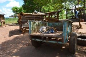 The Water Project: Kathama Community -  Mwaluko Household