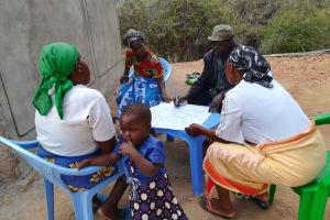 The Water Project: Nzung'u Community B -  Training