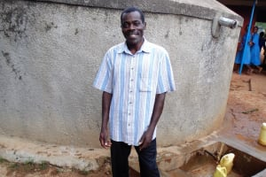 The Water Project: Emusutswi Primary School Rainwater Catchment Project -
