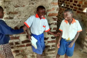 The Water Project: Essunza Primary School -  Germ Spread Roleplay