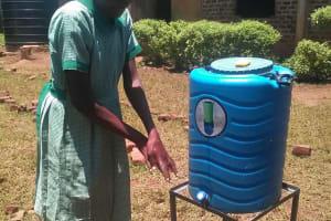 The Water Project: Emukangu Primary School, Butere -  Training