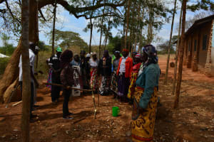 The Water Project: Ngaa Community A -  Training