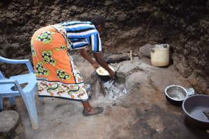 The Water Project: Ilinge Community C -  Rose Paul Kitchen