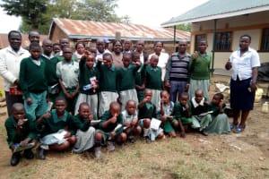 The Water Project: Eshilakwe Primary School -  Training