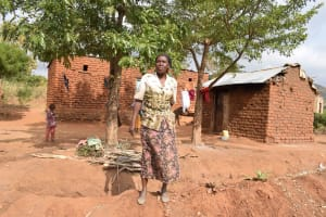The Water Project: Muselele Community A -  Annah Muia