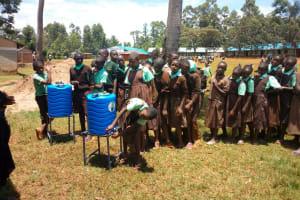The Water Project: Walodeya Primary School -  Training