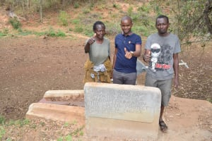 The Water Project: Kiluta New Well Project -