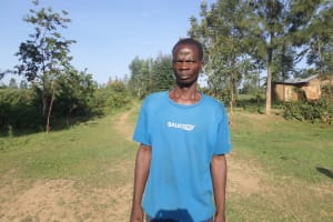 The Water Project: Emusanda Community, Walusia Spring -  Mr Walusia