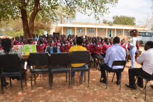 The Water Project: Uvaani Secondary School -  Training