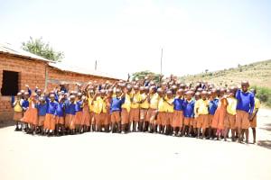 The Water Project: Kivani Primary School -  Students