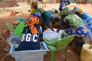 The Water Project: Ikulya Community -  Training