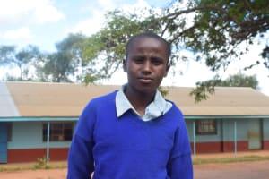 The Water Project: Kyanzasu Primary School -  Josephat