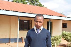 The Water Project: Kyanzasu Secondary School -  Daniel Muthini