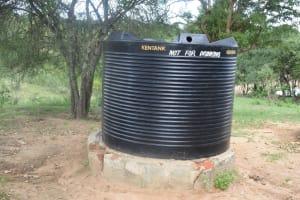 The Water Project: Kwa Kaleli Primary School -  Plastic Tanks
