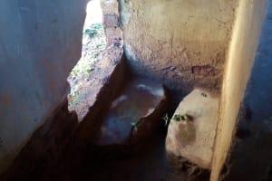The Water Project: Gidagadi Primary School -  Dangerous Latrine
