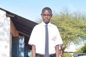 The Water Project: Kithaasyu Secondary School -  Kimondiu James