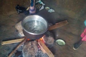 The Water Project: Gidagadi Primary School -  School Kitchen