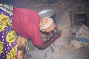 The Water Project: Kithumba Community A -  In The Kitchen