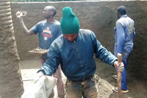 The Water Project: Esibuye Primary School -  Tank Construction