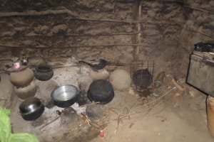 The Water Project: Emusanda Community, Walusia Spring -  Kitchen
