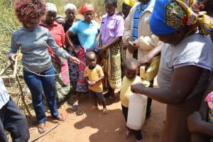 The Water Project: Ikulya Community -  Hand Washing Training