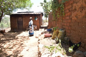 The Water Project: Kyumbe Community A -  Kitema Household