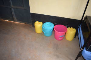 The Water Project: Ikaasu Secondary School -  Girls Dorm